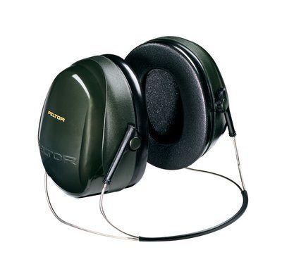 3M PELTOR Deluxe H7 Series Neck Band Earmuff H7B 290