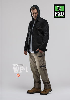 FXD WP 1 Duratech Work Pants