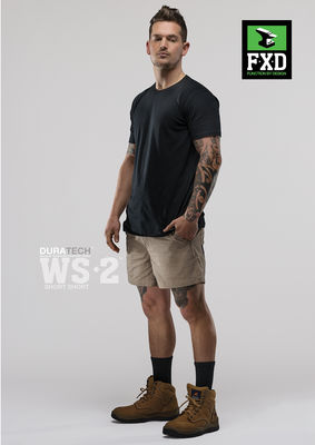 FXD WP 2 Duratech Short Shorts