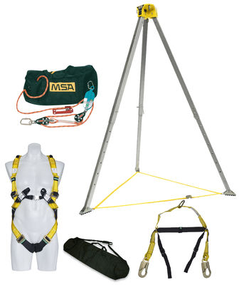 MSA 766790 CS Rescue Safe Retrieval Kit