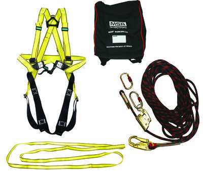 MSA 767300150 Roof Workers Kit