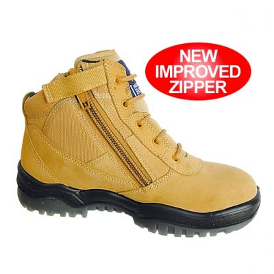 Mongrel 261050 Wheat Zip Sider Boot