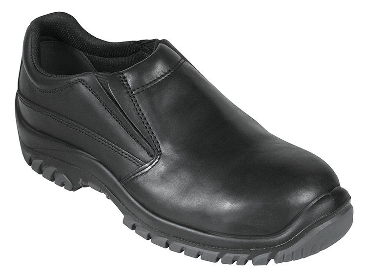 Mongrel 315085 Black Slip On Safety Shoe