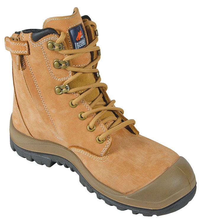 Mongrel 561050 High Leg Wheat BC Zip Sider