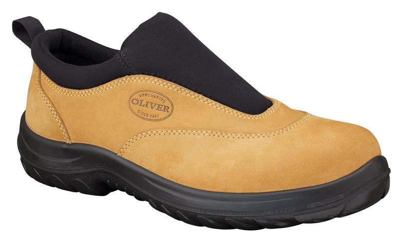 Oliver 34 615 Wheat slip on sports shoe