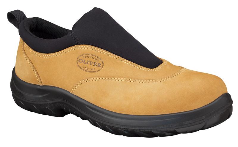 Oliver 34 615 Wheat slip on sports shoe