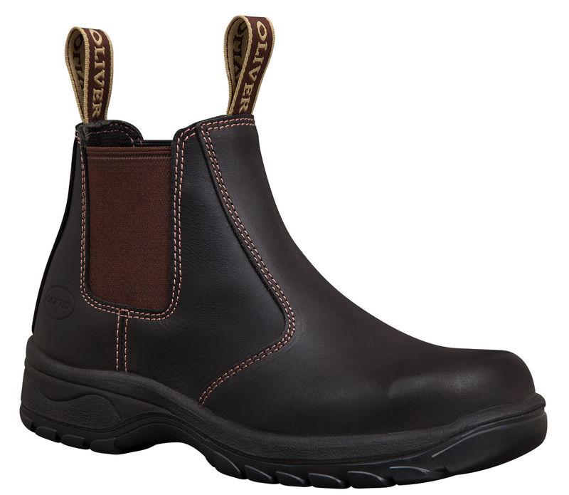 Oliver 49426 Ladies Elastic Sided Boot