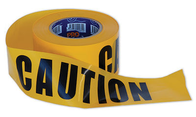 Prochoice CT10075 Caution Tape