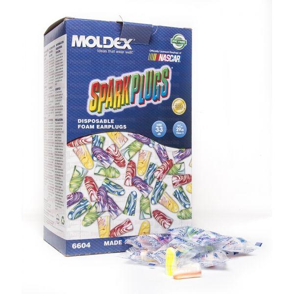 SparkPlugs Foam Ear Plugs 6604