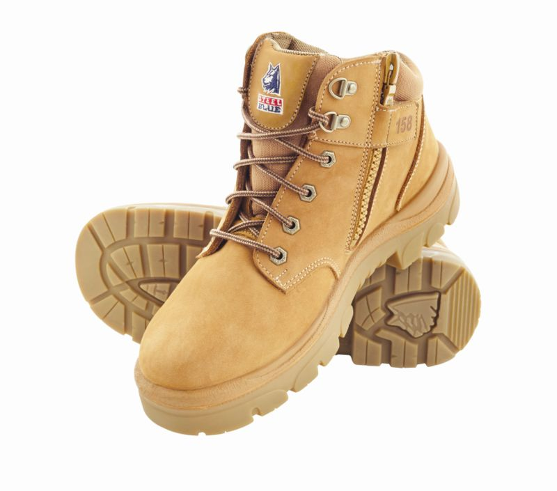 Steel Blue 312158 Parkes Zip Safety Boot