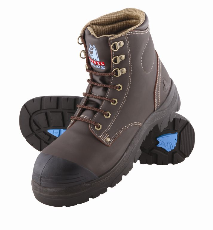 Steel Blue 332102  Argyle Lace up BC Safety Boot