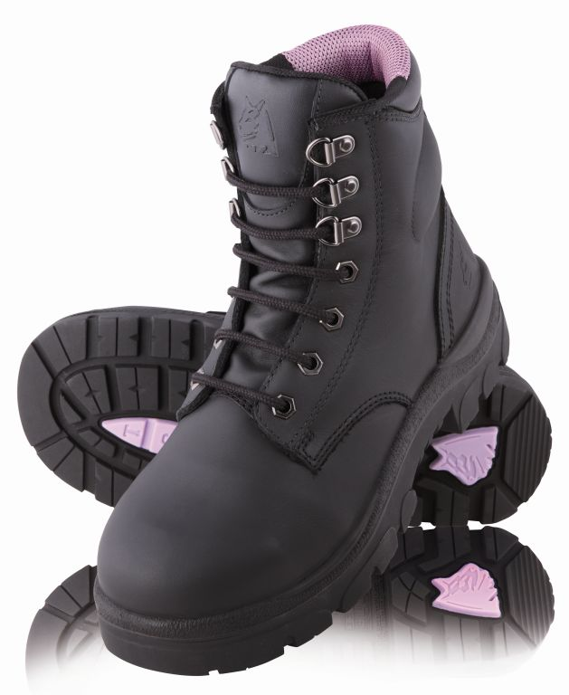 Steel Blue 512702  Argyle Ladies Boot