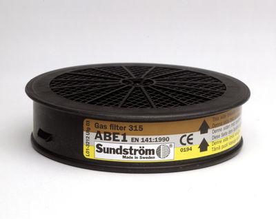 Sundstrom ABE1 Gas Filter 315