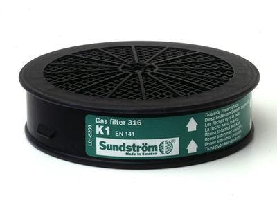 Sundstrom K1 Gas Filter 316