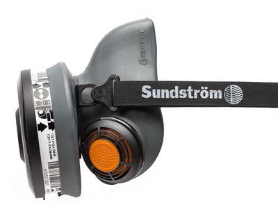 Sundstrom SR903 TPE Half Face Mask