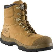 "Oliver 55-332 150mm (6"") lace up boot"
