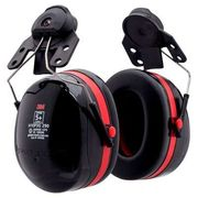 3M PELTOR Extreme Performance H10 Series Helmet Attached Earmuff H10P3G 290
