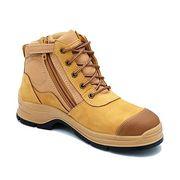 Blundstone 318 Zip Side Safety Hiker Boot