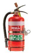 MEGAFire 2.5kg ABE Fire Extinguisher