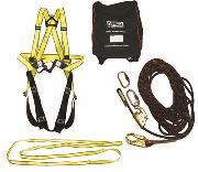 MSA 767300-15.0 Roof Workers Kit