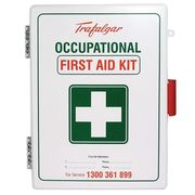 Trafalgar WM1 Workplace Wall Mount ABS Plastic First Aid Kit 101559